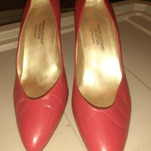 Shoes - Red Pumps 10